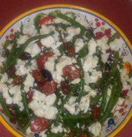 Balsamic & Feta Green Bean Salad Recip