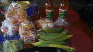 $60 weekly meal plan and grocery haul