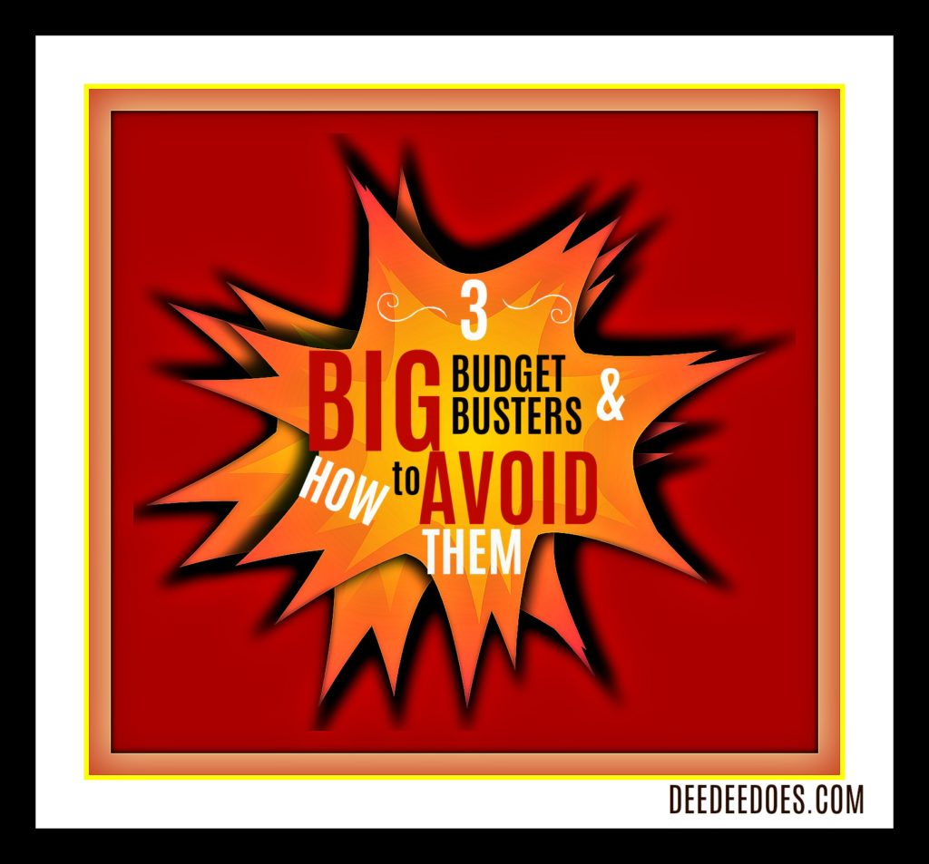 3 big budget busters