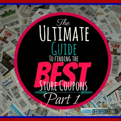 The Ultimate Guide to Finding the Best Store Coupons – Part 1