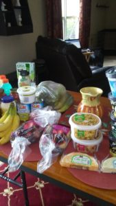 $71 weekly meal plan & grocery haul for our family of 3