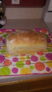 favorite squishy white bread recipe