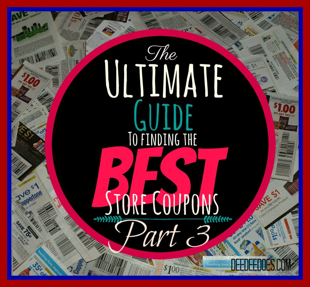 ultimate guide to finding the best grocery store coupons