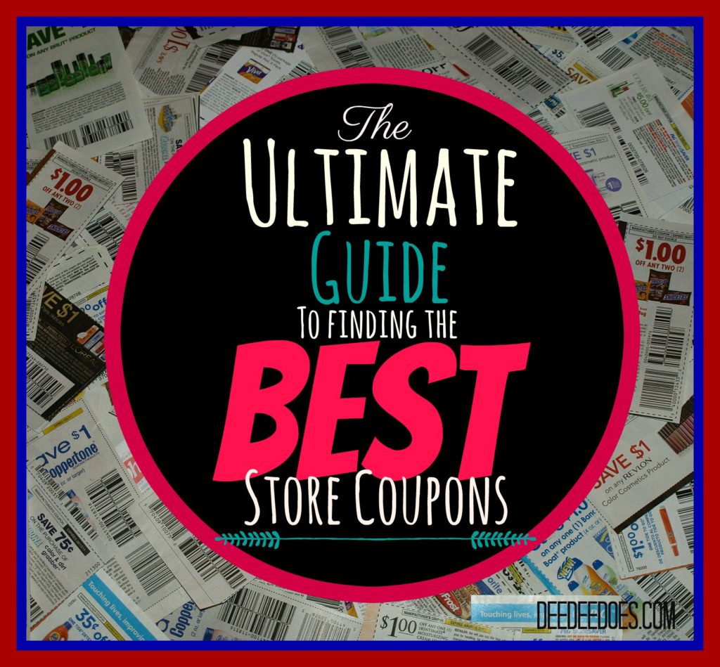 ultimate guide finding best coupons grocery store