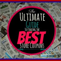 Have You Read The Ultimate Guide to Finding the Best Coupons yet?