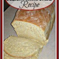 Our Favorite Squishy White Bread Recipe