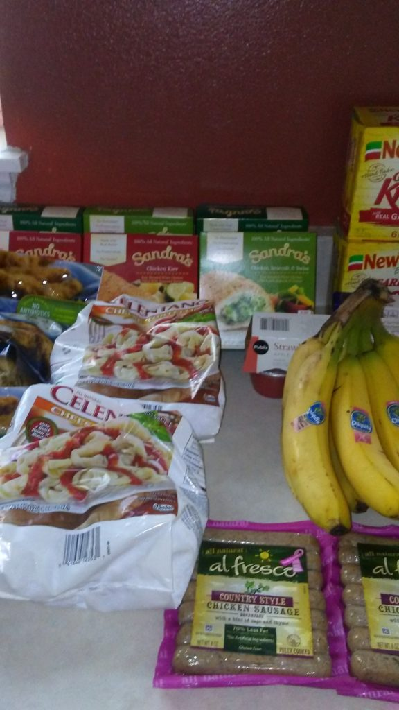 $67 weekly grocery list haul meal plan october 9