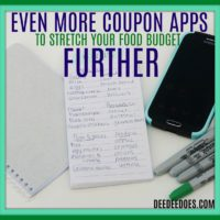 Even More Coupon Apps That Will Stretch Your Grocery Budget Further