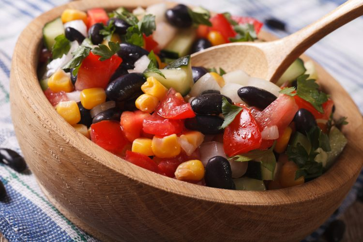 Weight Watchers Black Bean Corn Salad & Sweet Lime Dressing – Updated with New Recipes!