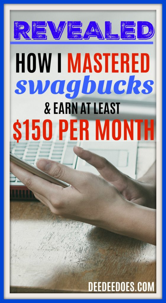 Revealing Mastered Swagbucks Earn $150 Month