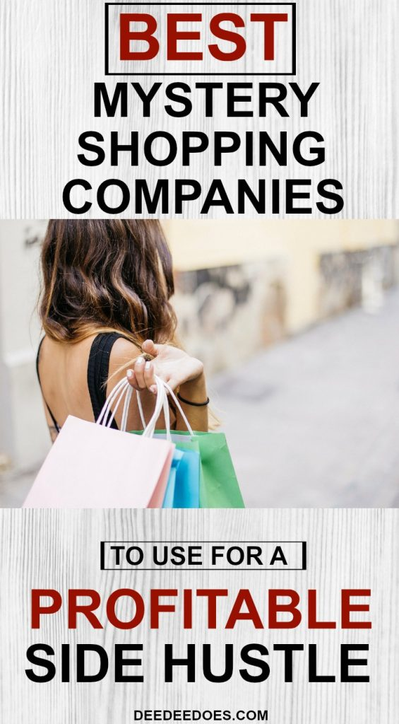 Top Mystery Shopping Companies Profitable Side Hustle