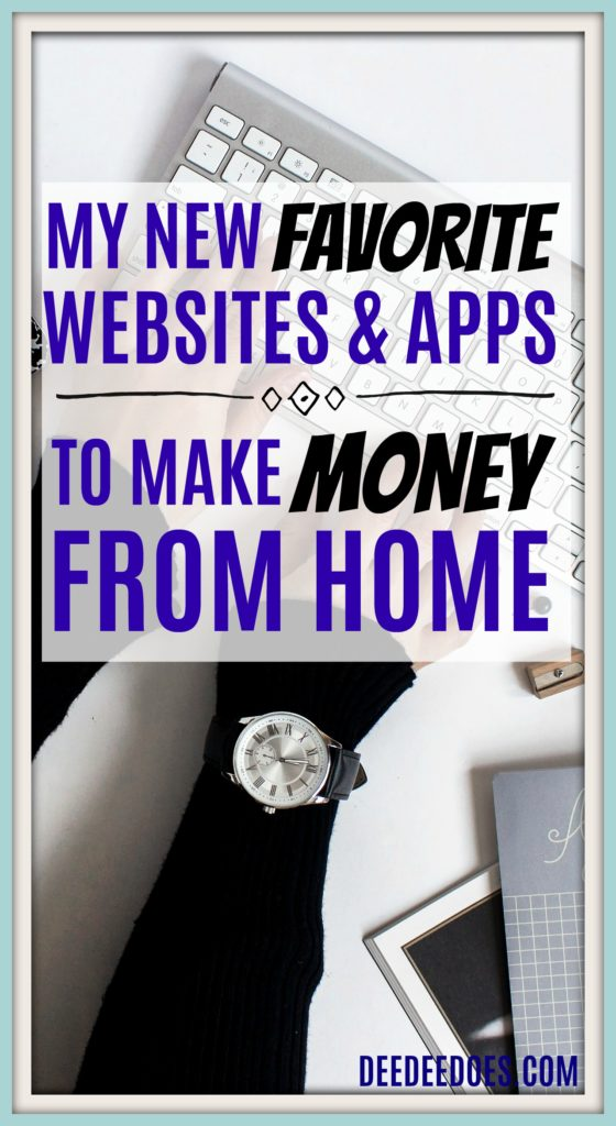 New Favorite Apps Websites Making Money Home