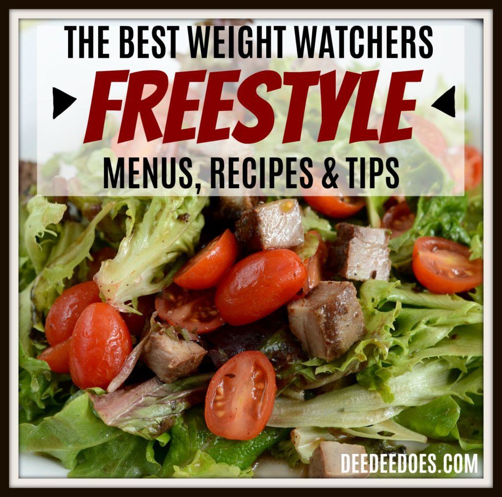 Favorite Weight Watchers Freestyle Menus Recipes Posts
