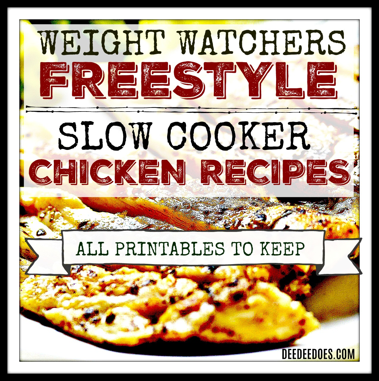 Weight Watchers Freestyle Slow Cooker Chicken Recipes Low Fat Recipes