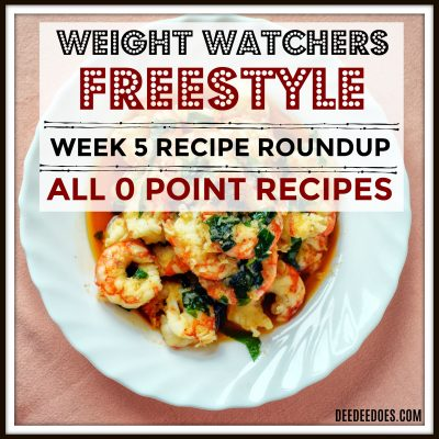 All Printable Weight Watchers Freestyle Recipes – Week 5 Roundup