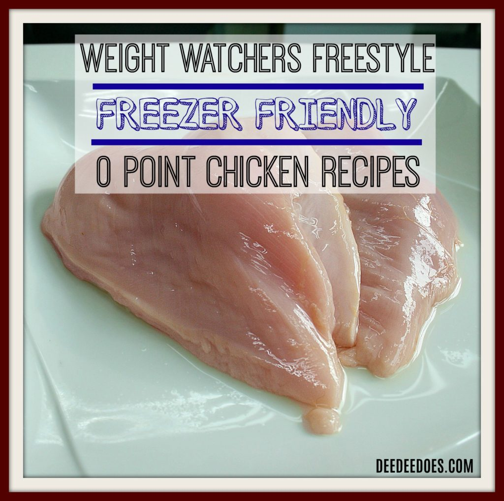 Weight Watchers Freestyle 0 Point Chicken Recipes