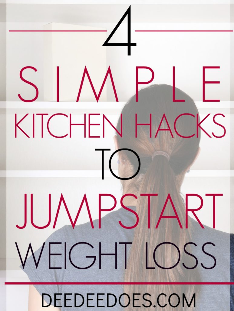 simple kitchen hacks weight loss success