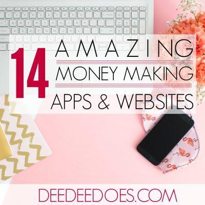 14 Apps or Websites That Make You Money