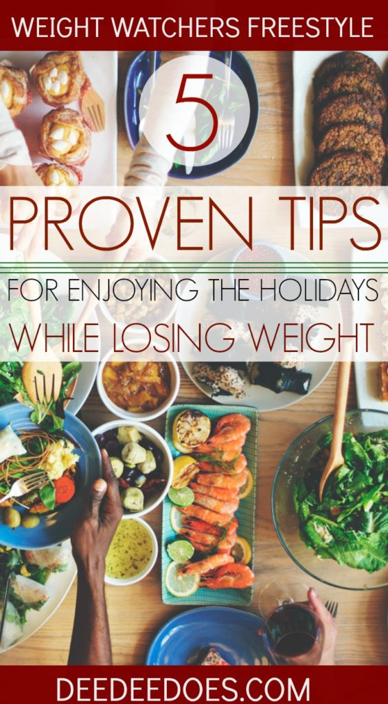 5 Proven Tips Enjoy Holiday Celebrations Losing Weight
