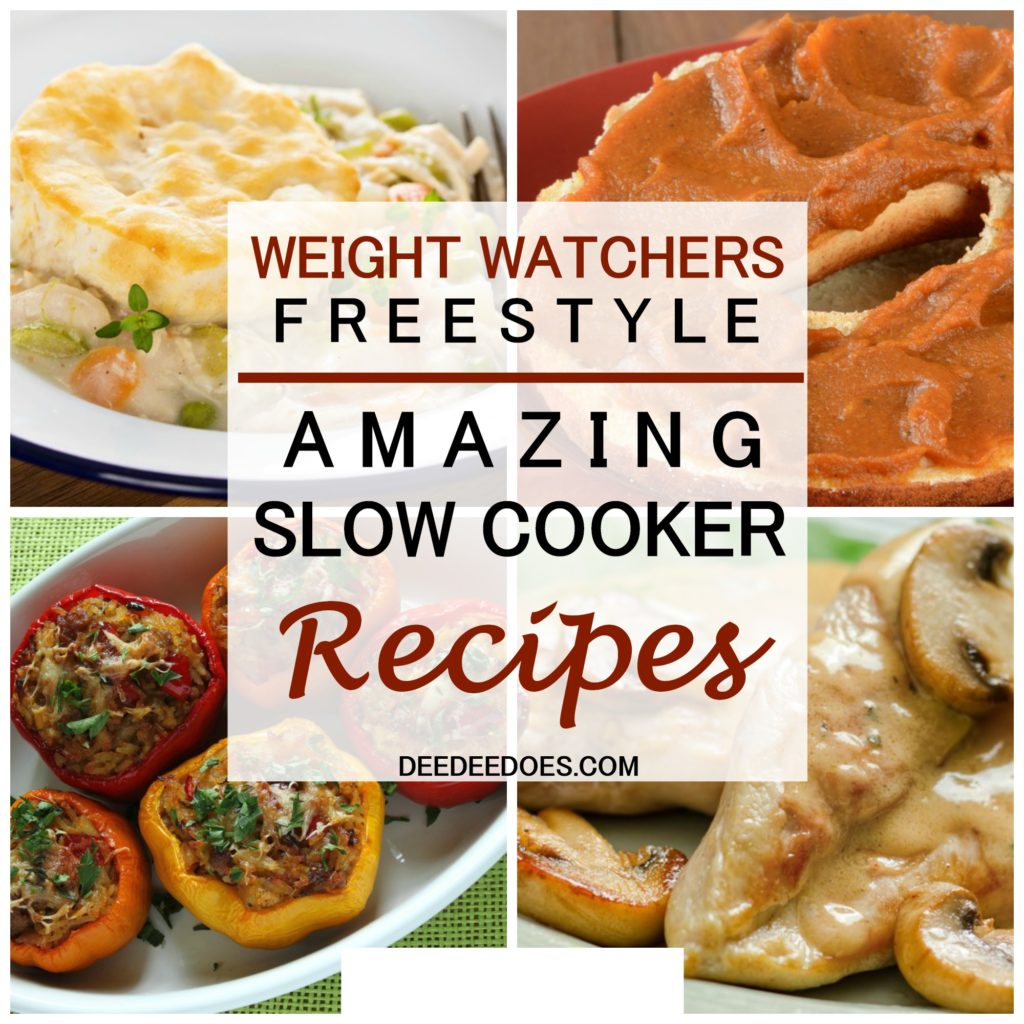 Delicious Weight Watchers Freestyle Slow Cooker Recipes