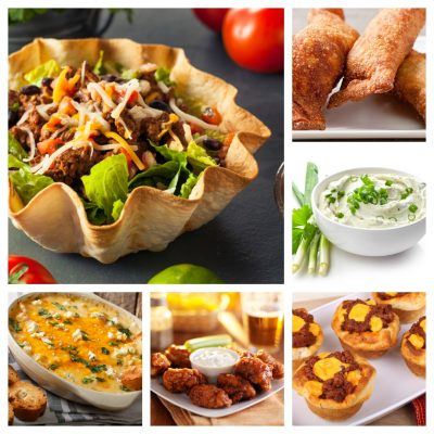 Weight Watchers Freestyle Super Bowl Party Food Recipes