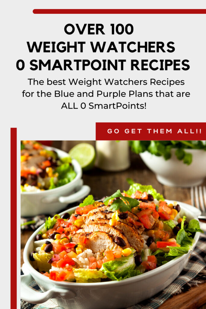 Weight Watchers 0 SmartPoint Recipes