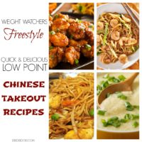 Weight Watchers Freestyle Tastes Like Chinese Takeout Freestyle Recipes
