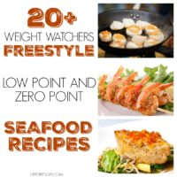 Fantastic Low Point 0 Point Weight Watchers Freestyle Seafood Recipes