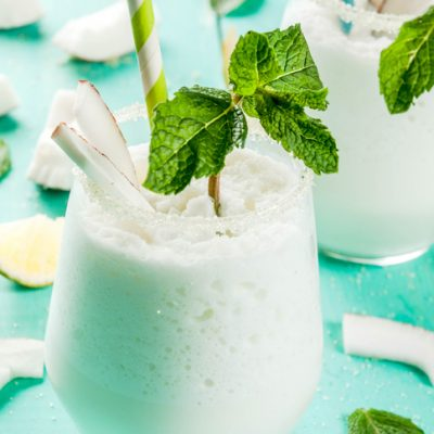 Weight Watchers Freestyle Pina Colada Freeze (Non-Alcoholic)