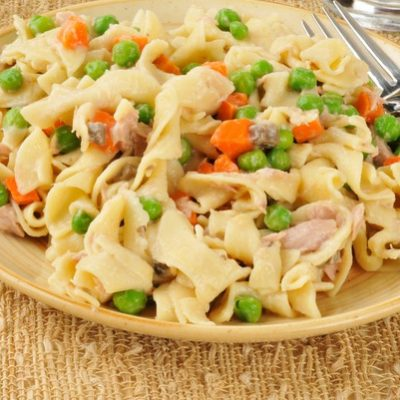 Delicious Weight Watchers Instant Pot Tuna Noodle Casserole Recipe