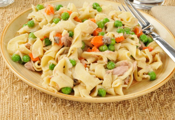 Weight Watchers Instant Pot Tuna Noodle Casserole Recipe