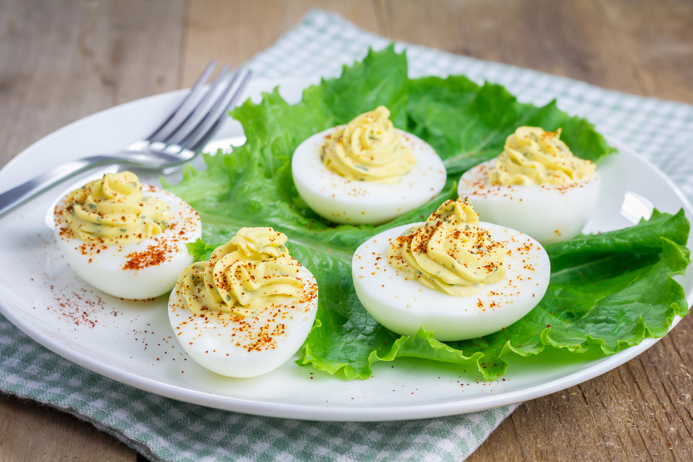 Weight Watchers Freestyle Instant Pot Recipe Spicy Deviled Eggs
