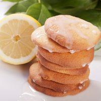 Weight Watchers Air Fryer Lemon Slice Sugar Cookies