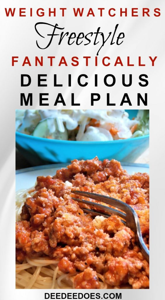 Delicious Weight Watchers Freestyle Weekly Meal Plan Week 6/24/19