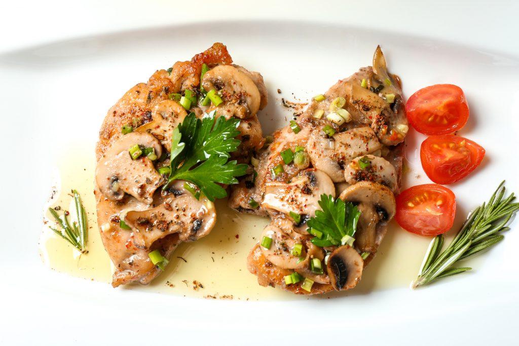 Weight Watchers Freestyle Skinny Chicken Madeira