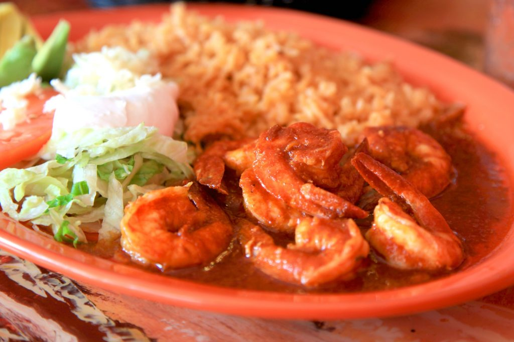 Weight Watchers Spicy Mexican Shrimp Recipe