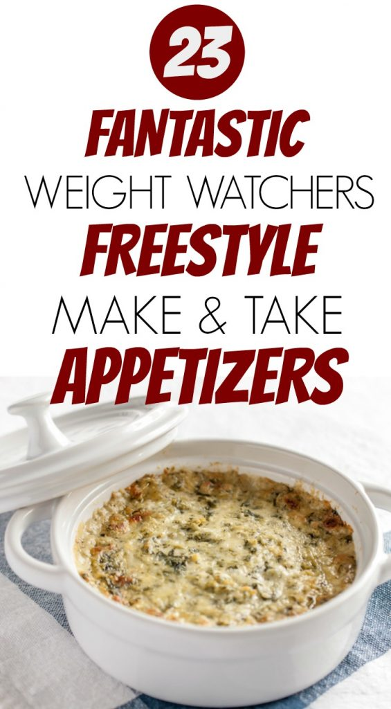 Best Make Take Weight Watchers Freestyle Party Appetizers