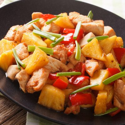 Weight Watchers Tastes Like Takeout Chinese Pineapple Chicken