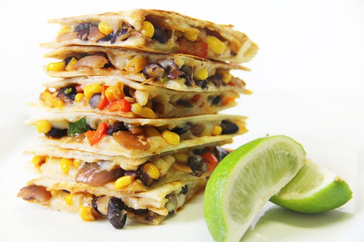 Fantastic Low Point Weight Watchers Quesadillas with SmartPoints for All Plans
