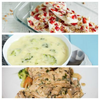 Weight Watchers Weekly Meal Plan for All Plans (3/16-3/22)