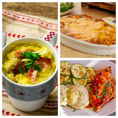 DeeDeeDoes Weight Watchers Weekly Meal Plan for All Plans (4/13-4/19)