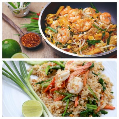 Weight Watchers Shrimp Pad Thai Recipe for All Plans – 3 Different Ways