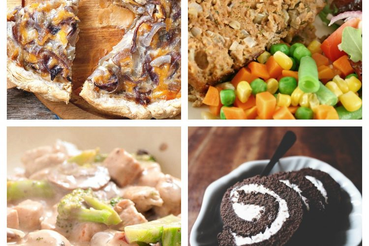 Weight Watchers Weekly Meal Plan for All Plans (3/23-3/29) with SmartPoints & Printable Recipes