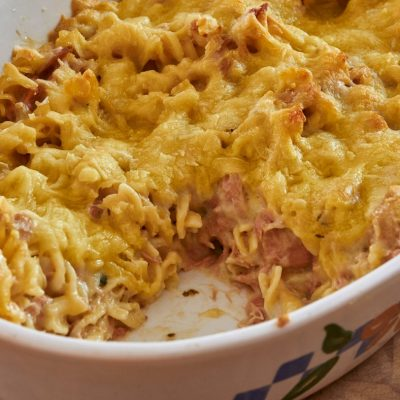 Weight Watchers Quick Creamy Noodle Casserole | Weight Watchers Quick Meal