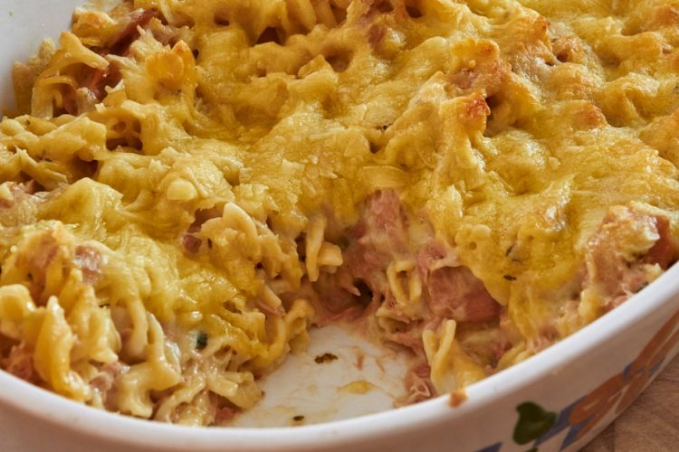 Weight Watchers Quick Creamy Noodle Casserole | Weight Watchers Quick Meal