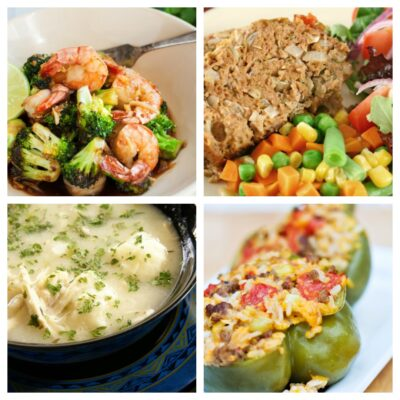 DeeDeeDoes Weight Watchers Weekly Meal Plan for All Plans (6/1-6/7)