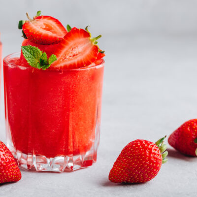 Weight Watchers 0 SmartPoint Citrus Strawberry Granitas