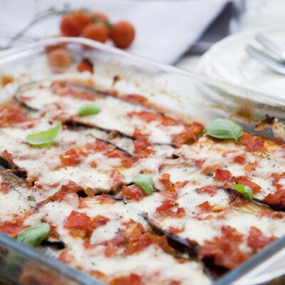 Healthy Eggplant Lasagna Recipe – Noodleless!