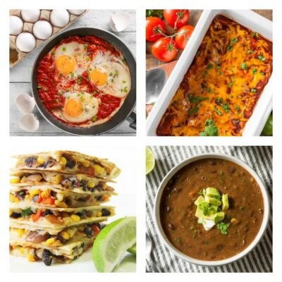 Weight Watchers Recipes + Healthy Meal Plan (12/7-12/13)