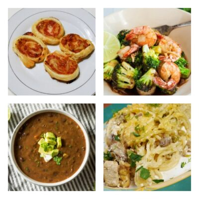 Weight Watchers Recipes + Healthy Meal Plan (12/21-12/31)